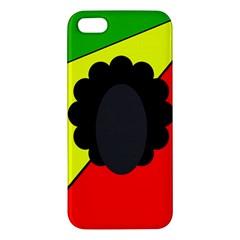 Jamaica Apple iPhone 5 Premium Hardshell Case