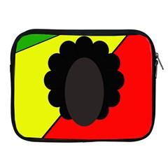 Jamaica Apple iPad 2/3/4 Zipper Cases
