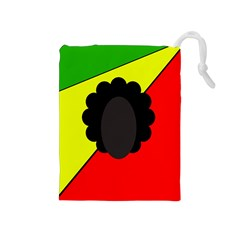 Jamaica Drawstring Pouches (Medium)