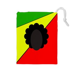 Jamaica Drawstring Pouches (Large)