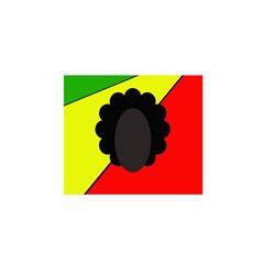 Jamaica Satin Wrap