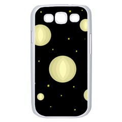 Lanterns Samsung Galaxy S III Case (White)