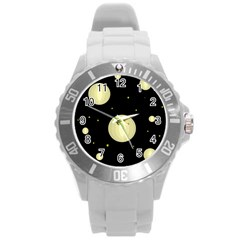 Lanterns Round Plastic Sport Watch (L)