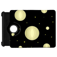Lanterns Kindle Fire HD Flip 360 Case