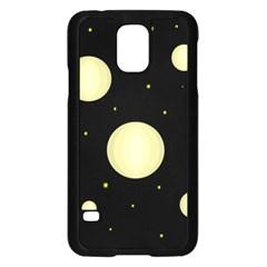 Lanterns Samsung Galaxy S5 Case (Black)