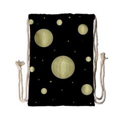 Lanterns Drawstring Bag (Small)