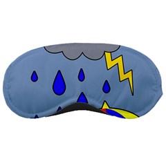 Rainy day Sleeping Masks