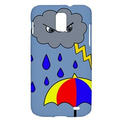 Rainy day Samsung Galaxy S II Skyrocket Hardshell Case