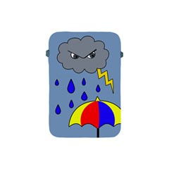 Rainy day Apple iPad Mini Protective Soft Cases