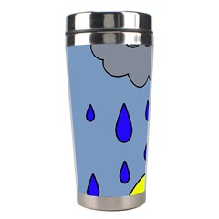 Rainy day Stainless Steel Travel Tumblers