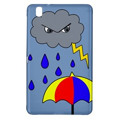 Rainy day Samsung Galaxy Tab Pro 8.4 Hardshell Case