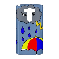 Rainy day LG G3 Hardshell Case