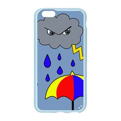 Rainy day Apple Seamless iPhone 6/6S Case (Color)