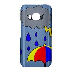 Rainy day HTC One M9 Hardshell Case