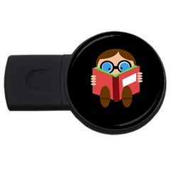 Brainiac  USB Flash Drive Round (2 GB)