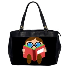 Brainiac  Office Handbags (2 Sides)