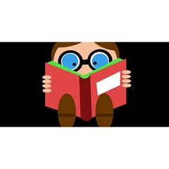 Brainiac  YOU ARE INVITED 3D Greeting Card (8x4)