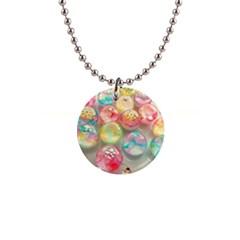 5006486 Ac313 Button Necklaces