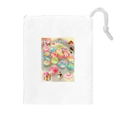 5006486 Ac313 Drawstring Pouches (extra Large)