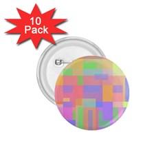 Pastel decorative design 1.75  Buttons (10 pack)