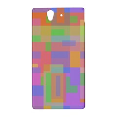 Pastel decorative design Sony Xperia Z