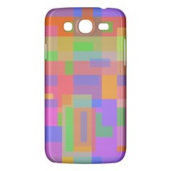 Pastel decorative design Samsung Galaxy Mega 5.8 I9152 Hardshell Case