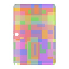 Pastel Decorative Design Samsung Galaxy Tab Pro 12 2 Hardshell Case