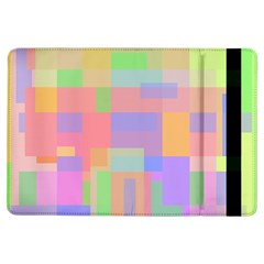 Pastel decorative design iPad Air Flip