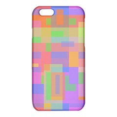 Pastel decorative design iPhone 6/6S TPU Case