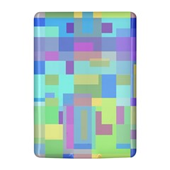 Pastel geometrical desing Kindle 4