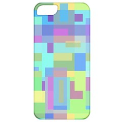 Pastel geometrical desing Apple iPhone 5 Classic Hardshell Case