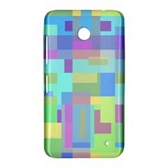 Pastel geometrical desing Nokia Lumia 630