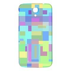Pastel geometrical desing Samsung Galaxy Mega I9200 Hardshell Back Case