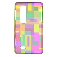 Pastel colorful design LG Optimus Thrill 4G P925