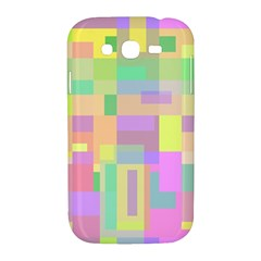 Pastel colorful design Samsung Galaxy Grand DUOS I9082 Hardshell Case