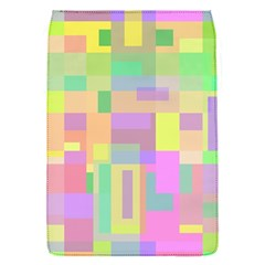 Pastel colorful design Flap Covers (S)