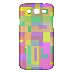 Pastel colorful design Samsung Galaxy Mega 5.8 I9152 Hardshell Case
