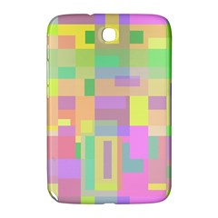 Pastel colorful design Samsung Galaxy Note 8.0 N5100 Hardshell Case
