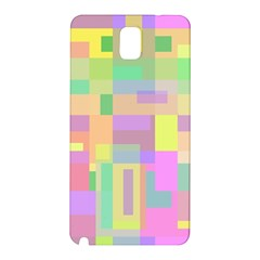 Pastel colorful design Samsung Galaxy Note 3 N9005 Hardshell Back Case