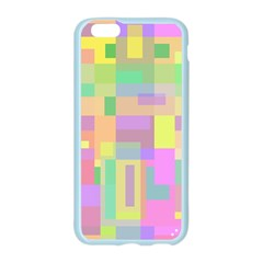 Pastel colorful design Apple Seamless iPhone 6/6S Case (Color)