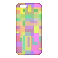 Pastel colorful design iPhone 6/6S TPU Case