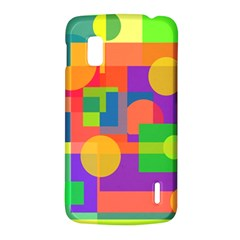 Colorful geometrical design LG Nexus 4