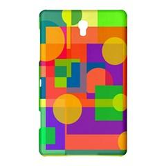 Colorful geometrical design Samsung Galaxy Tab S (8.4 ) Hardshell Case