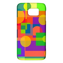 Colorful Geometrical Design Galaxy S6