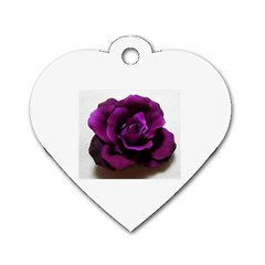 15   195romdop Dog Tag Heart (Two Sides)