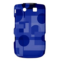 Deep blue abstract design Torch 9800 9810