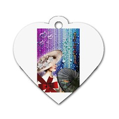 4880315 4ac7e Dog Tag Heart (Two Sides)