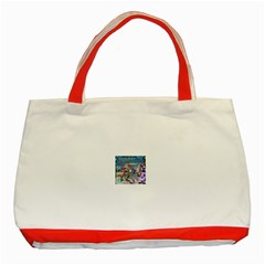 864678306 1049299 Classic Tote Bag (Red)