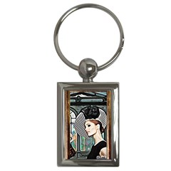 13537804 10209755775913601 6851525431883512319 N Key Chains (Rectangle)