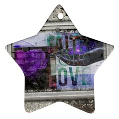 13619977 10209771828634909 341631215116018235 N Star Ornament (Two Sides)